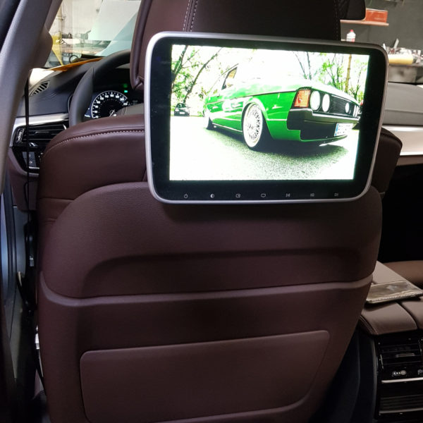 système multimédia auto