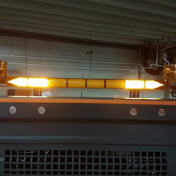 Equipement lumineux utilitaire